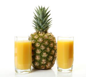 piña zumo